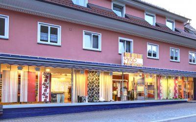 Laden in Oberwolfach vom 05.- 24.08.2019 geschlossen!